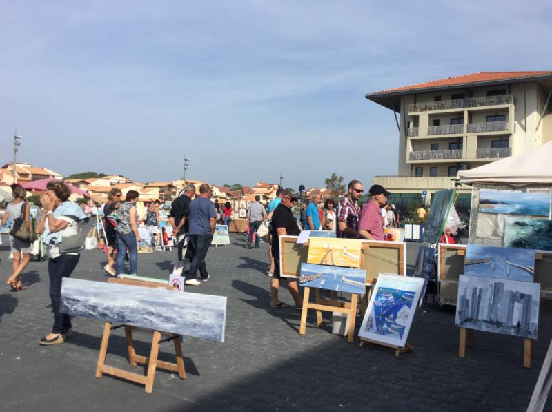 Exposition plein air - Office de tourisme capbreton ...